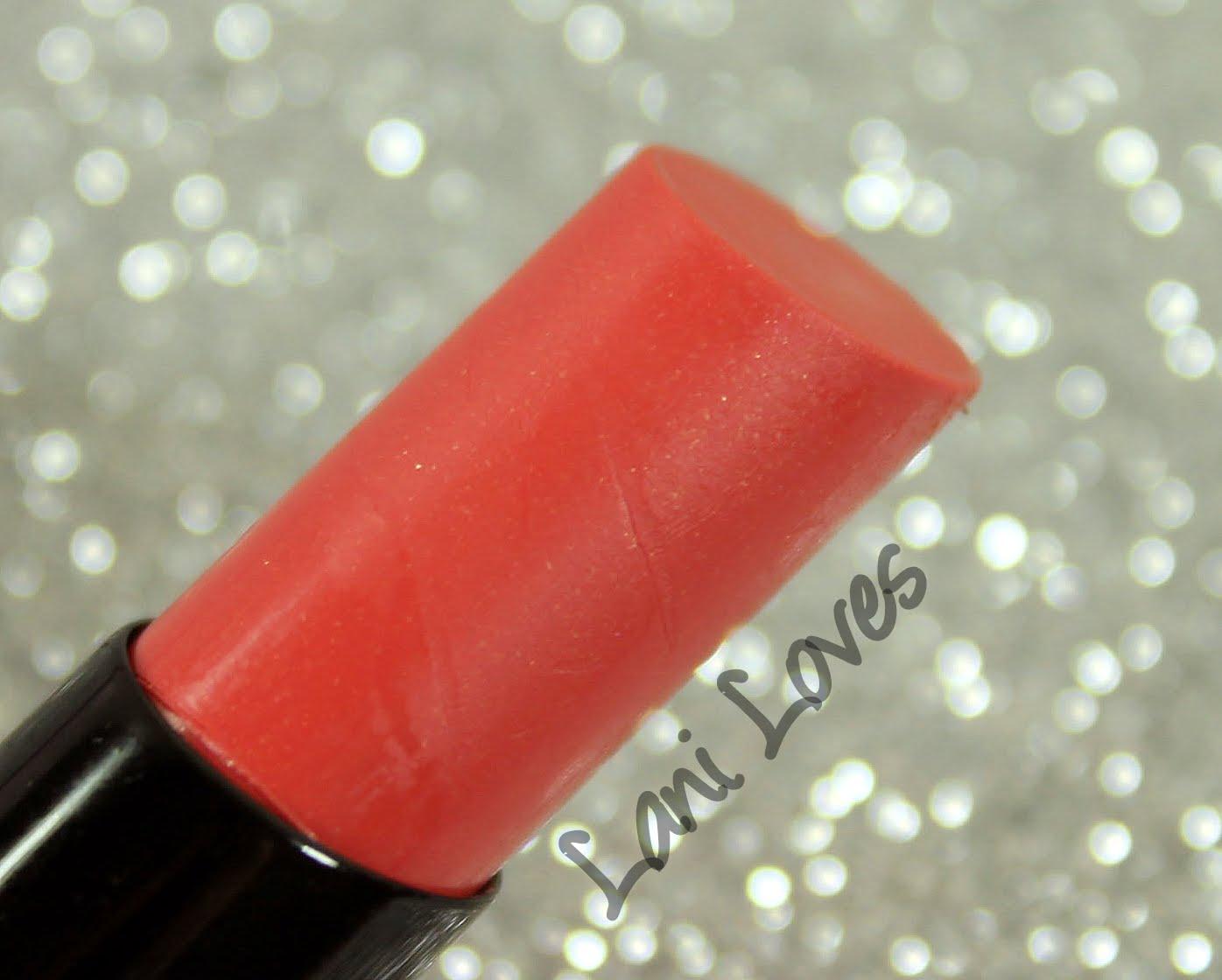 ZA Vibrant Moist Lipstick - PK341s swatches & review