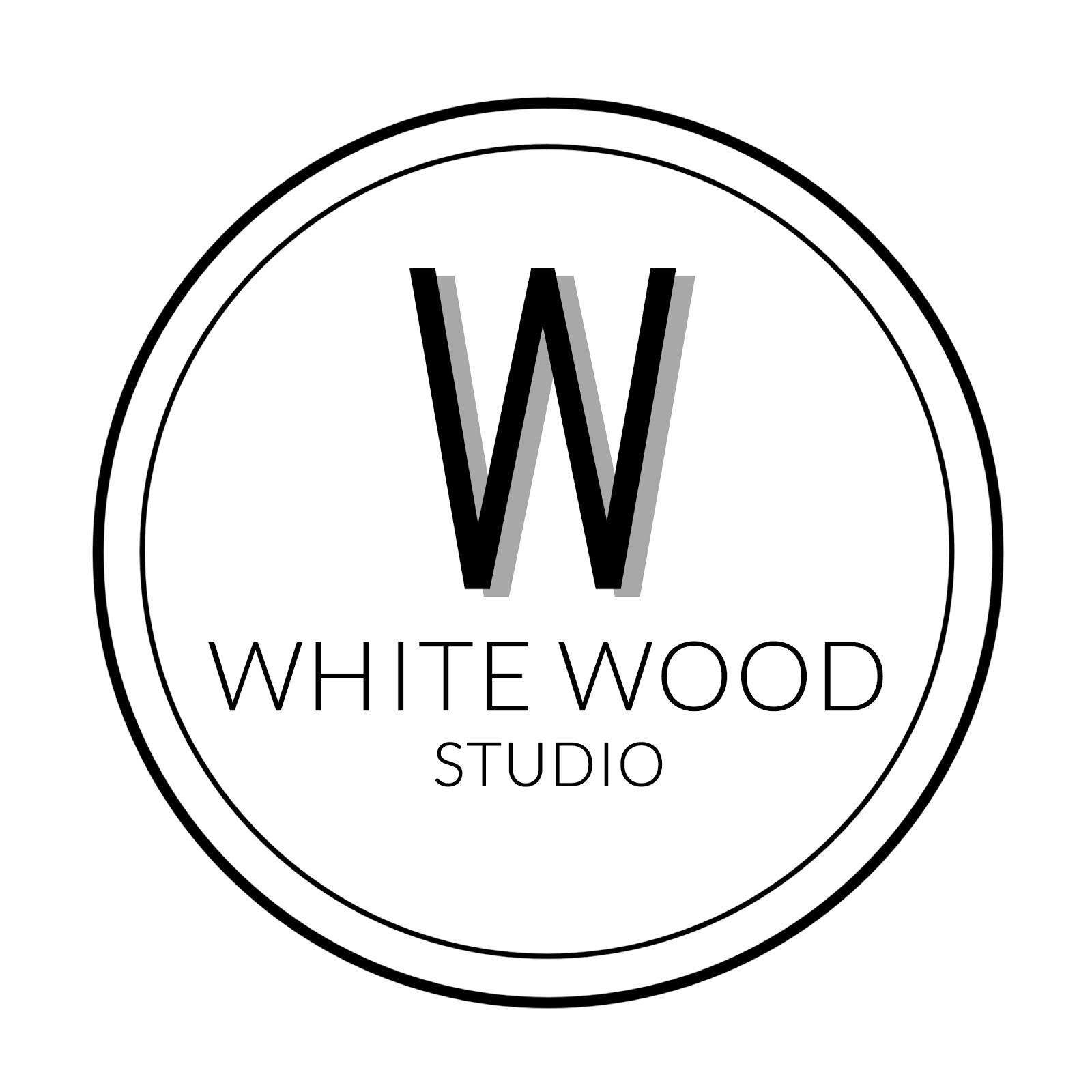 white wood studio