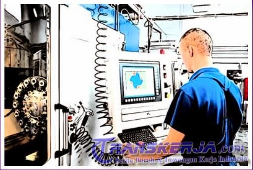 Tugas Operator CNC