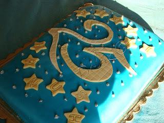 torta per 25 anni