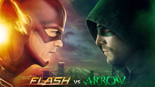The Flash - Flash vs. Arrow - Review