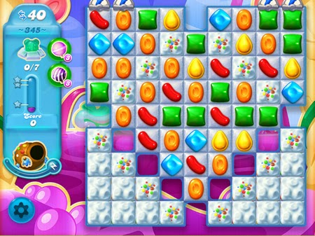 Candy Crush Soda 345