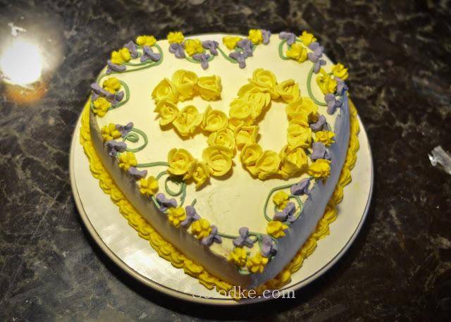 Торт 60 лет фото