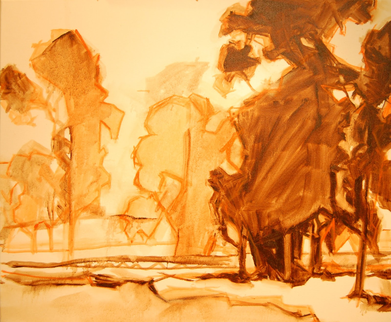 Edgar Payne Palette