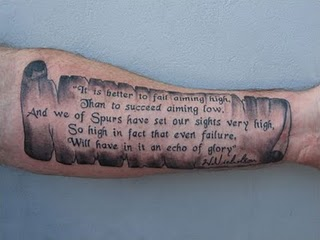 Amazing tattoos quotes