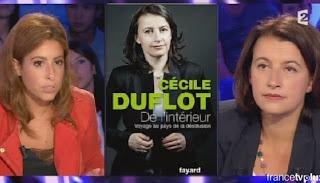 VIDÉO. ONPC sur France 2 : Léa Salamé se paie Cécile Duflot