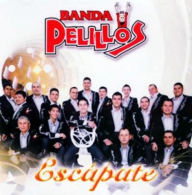 Banda Pelillos - Escapate (Epicenter Bass) (CD 2012) 00
