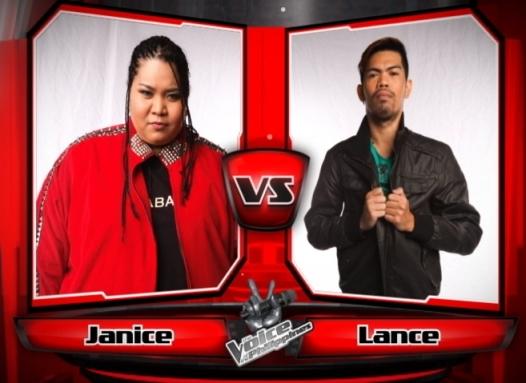 Team Apl - Janice Javier vs Lance Fabros