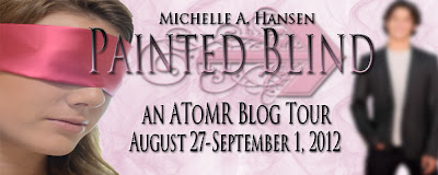 {review+G!veaway} Painted Blind by Michelle Hansen