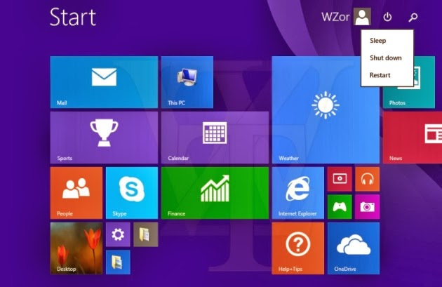 Windows 8 1 Update 1 Expose And Showing Some New Features