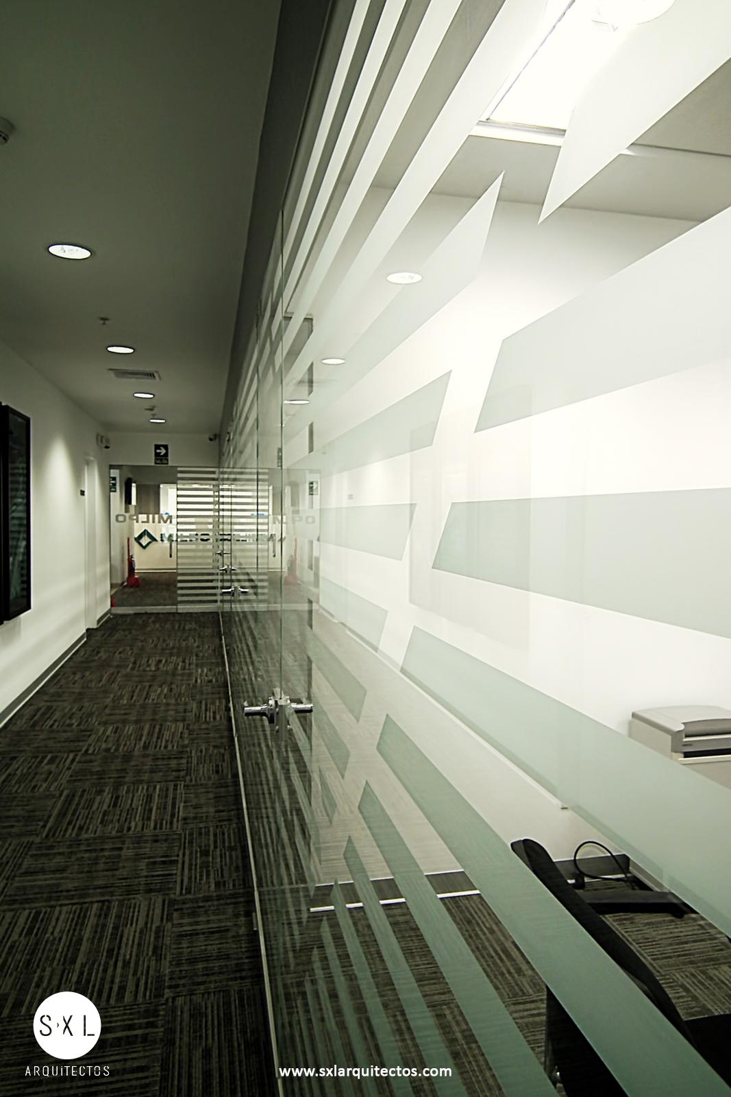 Dise o de oficinas milpo lima per s xl arquitectos - Diseno de oficinas ...