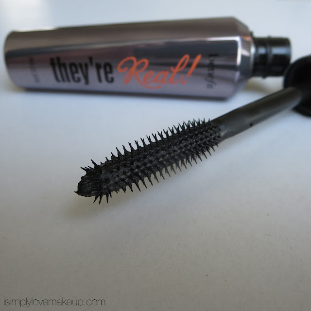 Benefit They're Real Mascara Review
