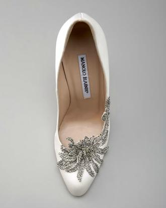Wedding Shoes on Enjoy My Hair Comb And Keep Dreaming About Bella S Dress And Shoes