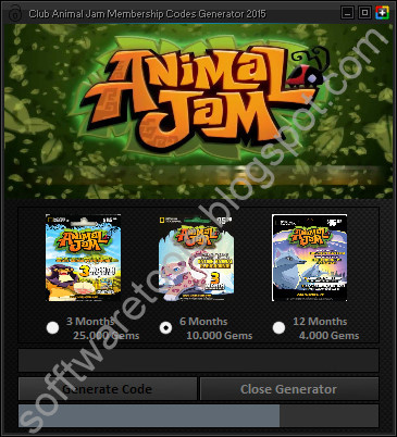 Animal jam membership coupons