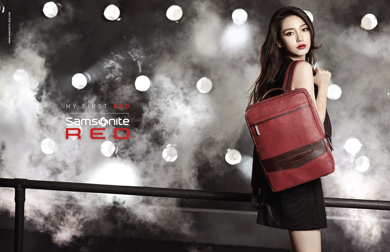 Samsonite Red