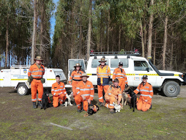 The WA SES Canine Section