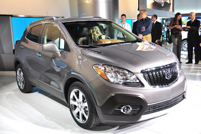 2014 Buick Encore Review & Release Date