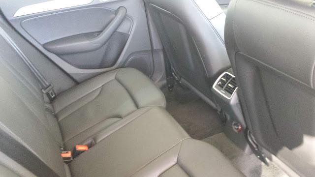 Audi Q3 2016 Ambiente - interior