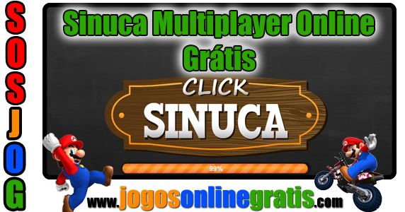 sinuca multiplayer online gratis