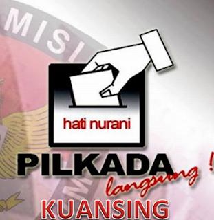 Hasil Rekapitulasi C1 Pilkada Kuansing 2015