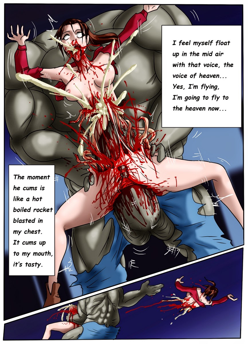 fucked to death comic