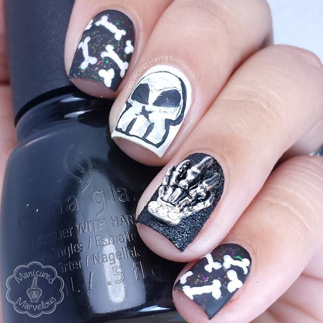 13 Days of Halloween: Skulls & Bones