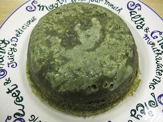 ホットケーキミックスを使ったハロウィンのパンプキンケーキ