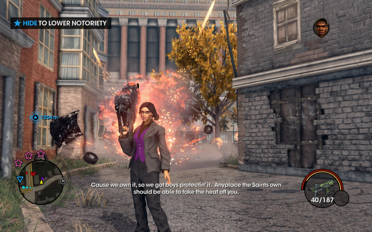 Super Adventures in Gaming: Saints Row: The Third (PC)