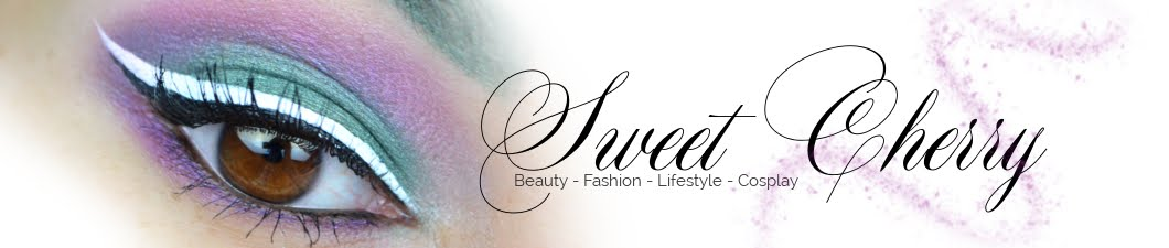 Sweet Cherry Beauty Blog