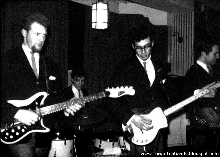 Obscure Bands Of The 50's & 60's: Pat Cresswell & The Cresters