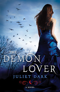 Review of The Demon Lover by Juliet Dark published by Ballantine