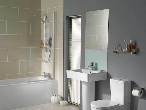 CASA EM ORDEM! Dicas de como deixar o banheiro limpo e cheiroso -> Banheiro Feminino Limpo