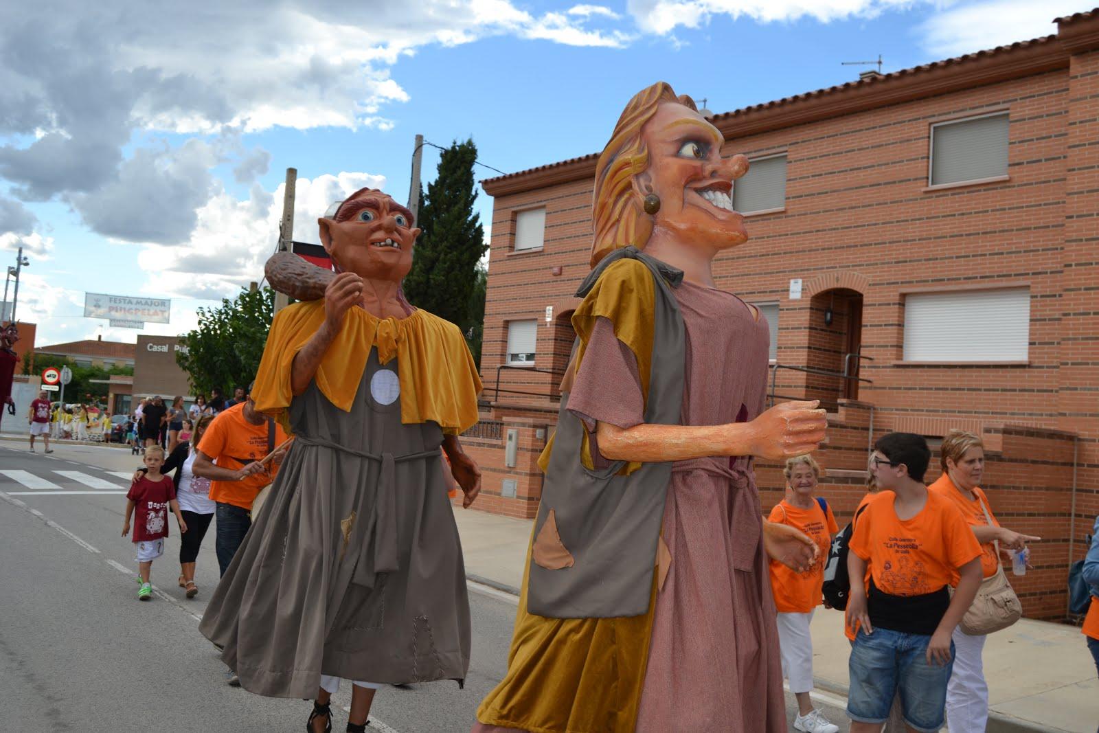 Festa Major d'estiu de Puigpelat