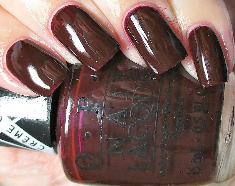 OPI I Sing in Color  Swatch and ReviewOpi I Sing In Color