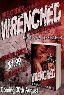 WRENCHED - HELL'S BASTARD # 1