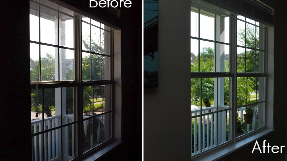 Window Cleaner - How To Clean House Windows