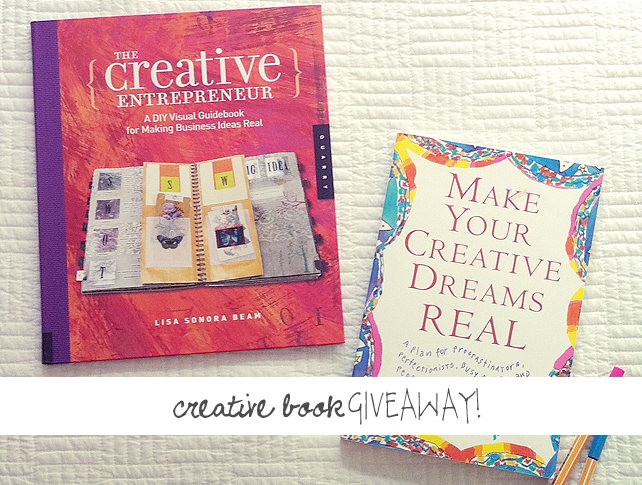 Creative Book Giveaway from Lesley Myrick Art + Design