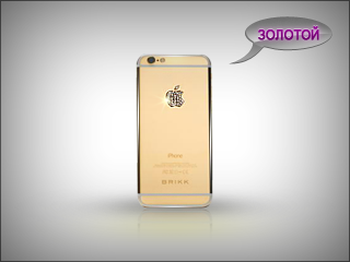 Apple iPhone6 Gold