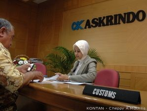 Lowongan Kerja 2013 BUMN Terbaru PT. ASKRINDO (Persero) Untuk Lulusan S1 Semua Jurusan - Januari 2013