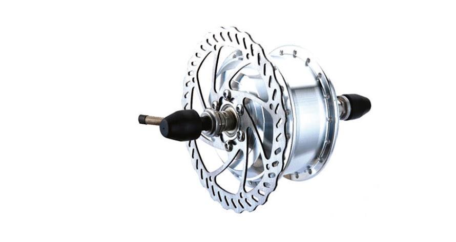 Motores en las ruedas