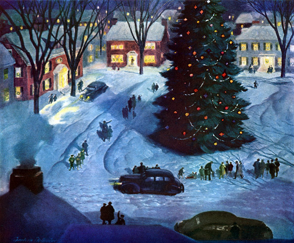 Christmas to Remember art images