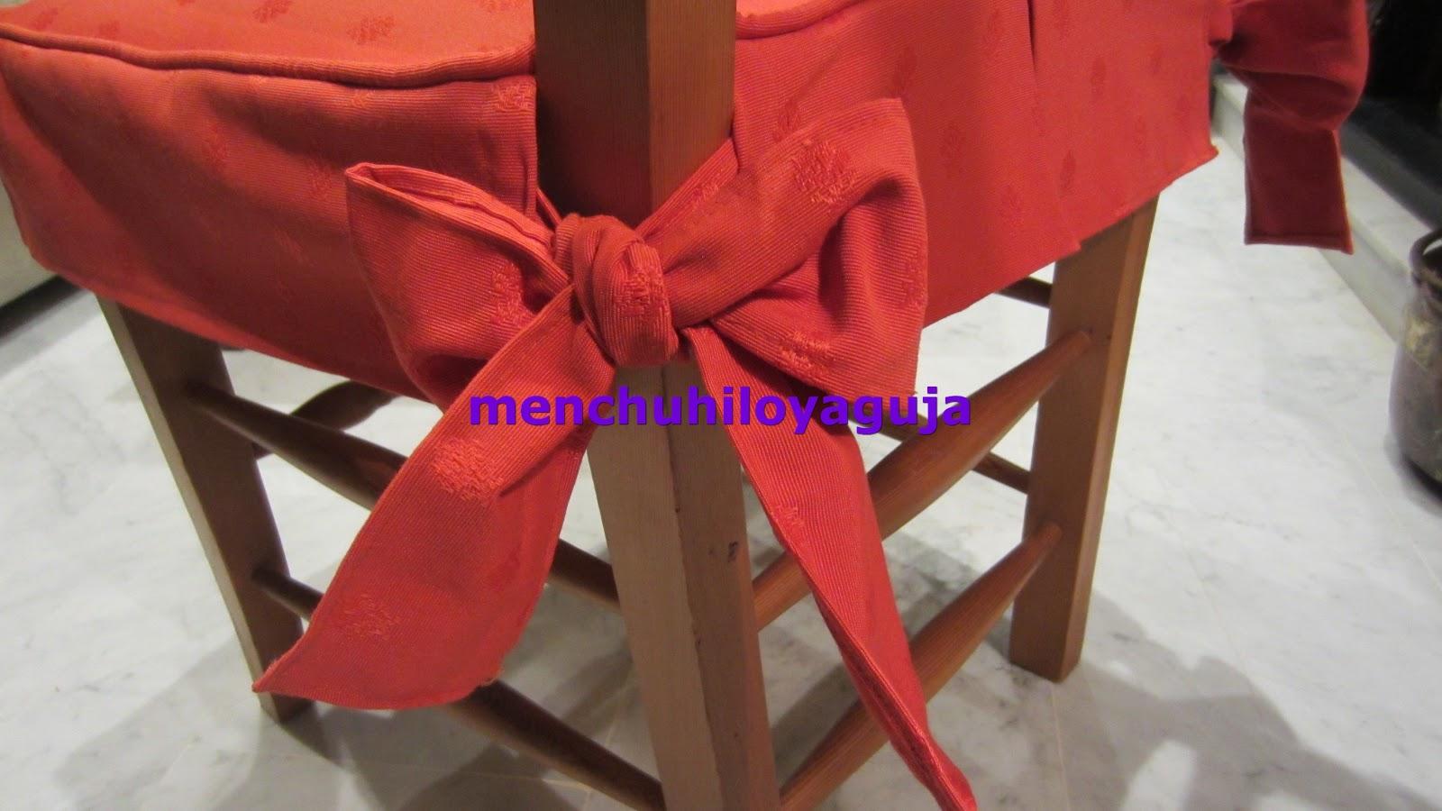 Patrones de Costura: FUNDAS PARA SILLAS - 2