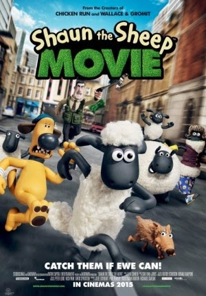 Film Shaun The Sheep Movie 2015 Bioskop