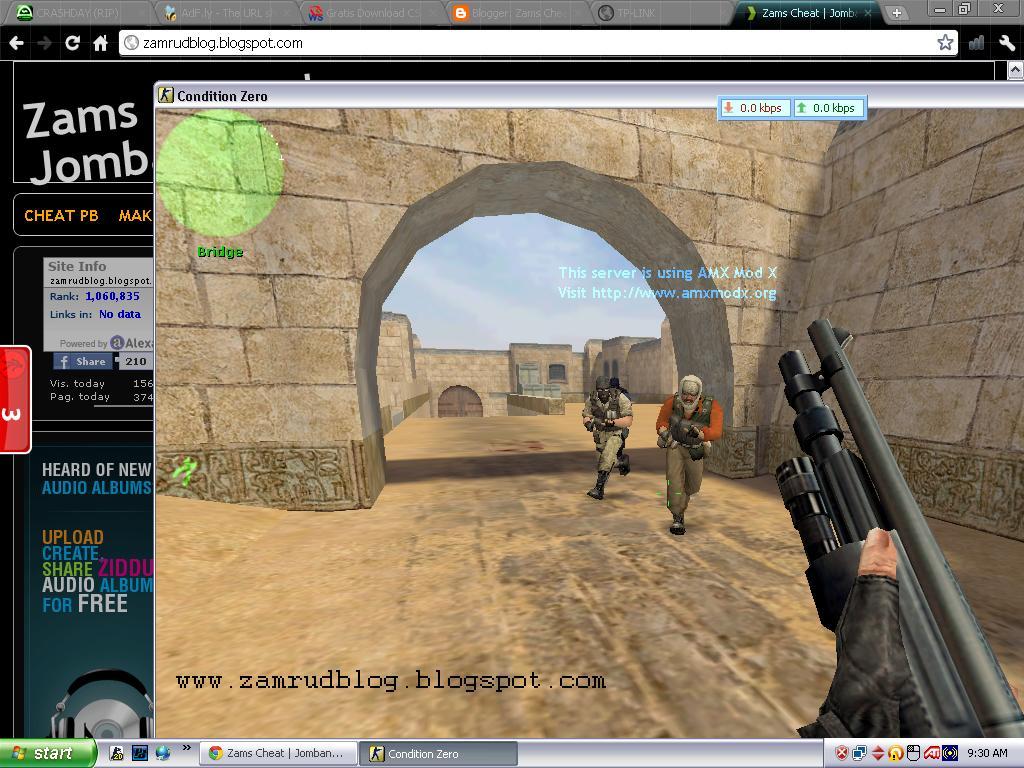 Counter Strike Condition Zero: Download