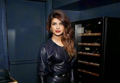 priyanka-chopra-kinky-black-leather-dress-2