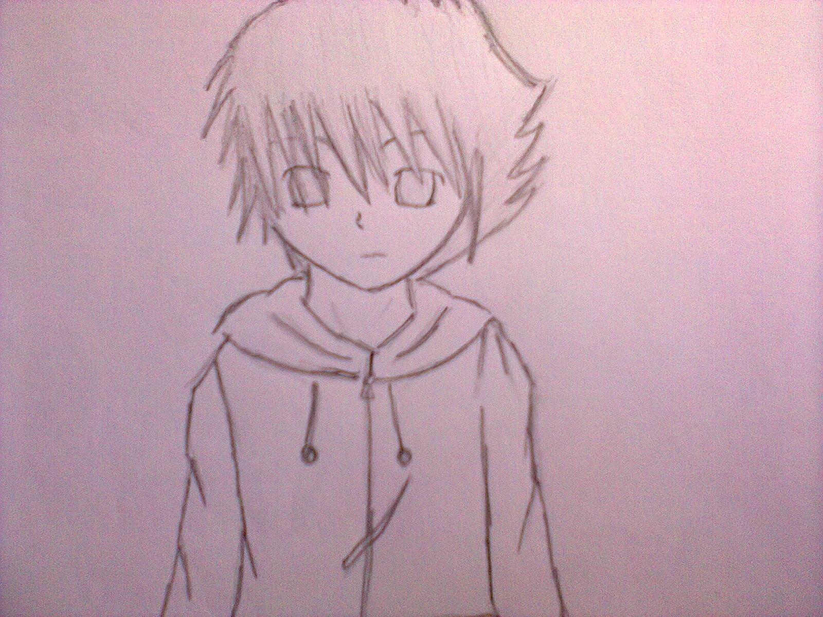 Desenhos Anime Boy
