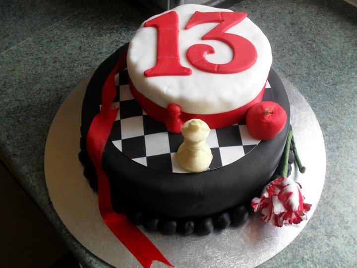 Twilight Saga Birthday Cakes
