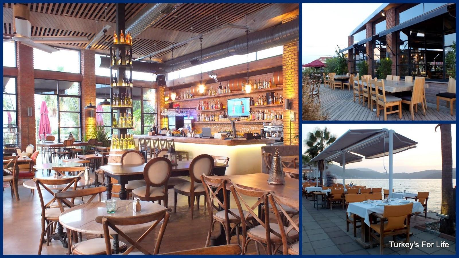 Fethiye Restaurants - Mancero Kitchen