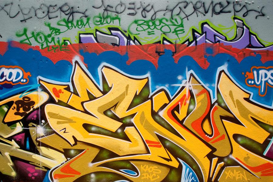 Wiki Graffiti: Graffiti Art