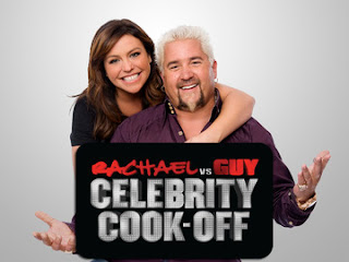 Rachael Vs Guy Celebrity Cook Off Season 2